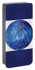 Blue Shiva  Portable Battery Charger