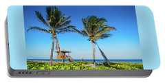 Blue Sky Palms Delray Beach Florida Portable Battery Charger