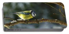 Blue Tit Portable Battery Charger