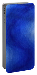 Blue Vibration Portable Battery Charger
