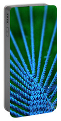 Blue Weave Portable Battery Charger