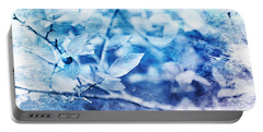 Blueberry Blues Portable Battery Charger