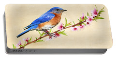 Bluebird's Spring Portable Battery Charger