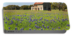 Bluebonnet Field Portable Battery Charger
