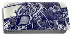 Blueprint Radial Portable Battery Charger