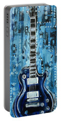 Blues Guitar Portable Battery Charger