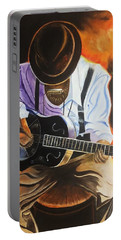 Blues Player Portable Battery Charger