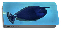 Bluespine Unicorn Fish Portable Battery Charger