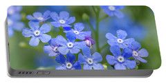 Bluets Portable Battery Charger