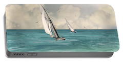 Bluewater Cruising Sailboats Portable Battery Charger