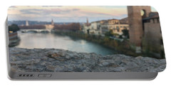 Blurred Verona Portable Battery Charger