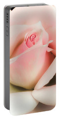 Blushing Petals Portable Battery Charger