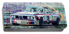 Bmw 3 0 Csl 1st Spa 24hrs 1973 Quester Hezemans Portable Battery Charger