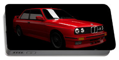 Bmw M3 E30 Portable Battery Charger
