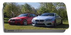 Bmw M6 Gran Coupe Portable Battery Charger