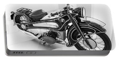 Bmw R7 1934 Prototype Portable Battery Charger