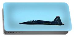 Boa's T-38 Fini Flight #1 Portable Battery Charger