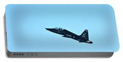 Boa's T-38 Fini Flight #2 Portable Battery Charger
