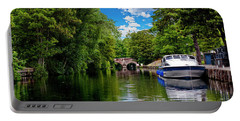 Boats In Norwich Portable Battery Charger