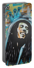 Bob The King Portable Battery Charger