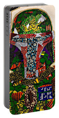 Boba Fett Star Wars Afrofuturist Collection Portable Battery Charger