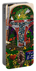 Boba Fett Star Wars Afrofuturist Collection Portable Battery Charger by Apanaki Temitayo M