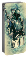 Boba Fett Portable Battery Charger