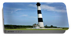 Bodie Island Lighthouse - Outer Banks Portable Battery Charger