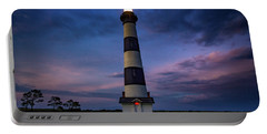Bodie Island Twilight  Portable Battery Charger