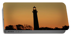 Bodie Light At Sunset Portable Battery Charger