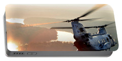 Helicopter Portable Battery Chargers