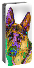 Bogart The Shepherd. Pet Series Portable Battery Charger