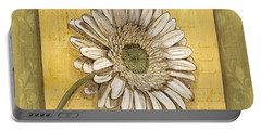 Bohemian Daisy 1 Portable Battery Charger
