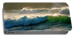 Boiler Bay Waves Rolling Portable Battery Charger