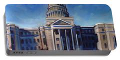 Boise Capitol Building 02 Portable Battery Charger