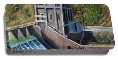 Boise Diversion Dam Portable Battery Charger