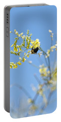 Bokeh Bee Portable Battery Charger