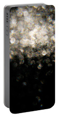 Portable Battery Charger featuring the photograph Bokeh Cloud by Greg Collins