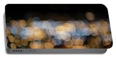 Portable Battery Charger featuring the photograph Bokeh  by Jingjits Photography