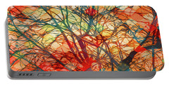 Bold And Colorful Portable Battery Charger