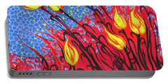 Bold Tulips Portable Battery Charger