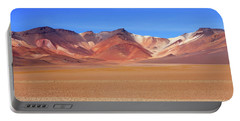 Bolivian Altiplano  Portable Battery Charger