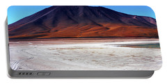 Portable Battery Charger featuring the photograph Bolivian Altiplano, South America by Aidan Moran
