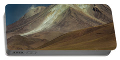 Portable Battery Charger featuring the photograph Bolivian Highland by Gabor Pozsgai