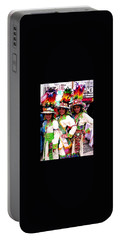 Bolivian University Student Dancers 1 Portable Battery Charger