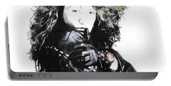 Bon Jovi Portable Battery Charger by Gina Dsgn