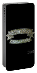 Bon Jovi New Jersey Portable Battery Charger