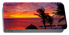 Bonaire Sunset 1 Portable Battery Charger