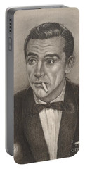 Bond From Dr. No Portable Battery Charger