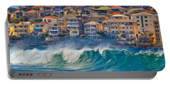 Bondi Waves Portable Battery Charger